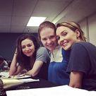 "Grey's Anatomy Official on Instagram: ""Table read fun! #GreysAnatomy"""