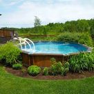 17 Ways to Pretty-Up an Above-Ground Pool