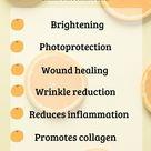 Vitamin C Skin Care Benefits: Brighter, Firmer Skin - Shannon Feetham