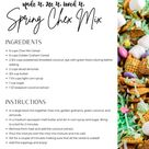 Chex Mix Easter Recipe