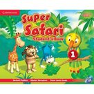Super Safari American English Level 1 Student's Book With Dvd-rom