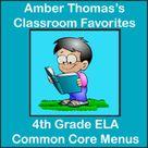 4th Grade Ela