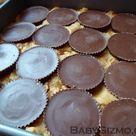 Pretzel Crust Brownies