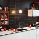 Black White Kitchens