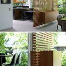 Elegante Raumteiler für kleine Räume peppen das Interieur auf - Fresh Ideen für das Interieur, Dekoration und Landschaft