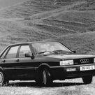 Audi 90 quattro B2 '08.1984–03.1987