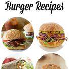 Vegetable Burger Recipe