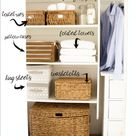 KonMari Your Linen Closet