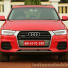 2015 Audi Q3 facelift   First Drive Review