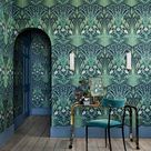 Behang Bluebell | Homestock