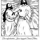 Ausmalbilder zu Ostern – Christliche Perlen