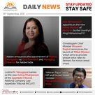 15 Sep 2021   Daily News Bulletin   Current Affairs   SarkariPariksha