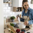 Kalorien sparen beim Backen: So ersetzen Sie Butter, Zucker und Mehl im Rezept