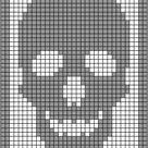 Skeleton Antimacassar Charts   Etsy