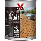 Saturateur Haute protection Gris fumé Mat 1L V33