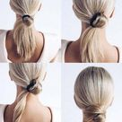 23 Super Easy Updos for Busy Women   StayGlam