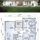 Modern Architecture House Plan & Interior Design - One Story Bungalow SH 169