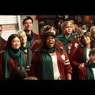 Glee Cast Mess Up 'First Noel' Lyrics    Christmas Episode 4x10