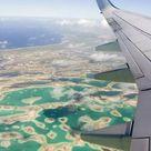 25cm Photo. Christmas Island, Kiribati, Micronesia