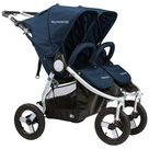 Indie Twin Baby Pram Colour: Maritime Blue - Temple & Webster