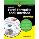 Excel Formulas & Functions For Dummies  5th edition