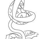 How to Draw Piranha Plant from Super Mario - DrawingTutorials101.com