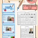 James Rizzi in der Grundschule - inklusive interaktiver PDF; Homeschooling
