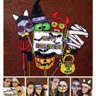 Halloween Photo Booths