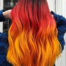 Hottest Red Orange Hair Color Combinations in 2018   Stylesmod