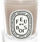 diptyque Feu de Bois/Wood Fire Candle, Size 2.4 Oz in Clear Vessel at Nordstrom