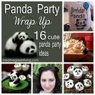 Panda Birthday Party