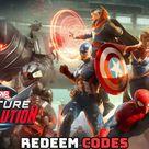 Marvel Future Revolution Codes October 2021