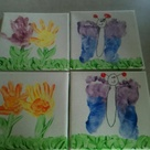 Finger Paint Art