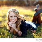 Cute Senior Pictures