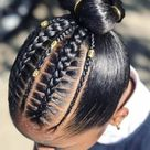 Can You Ignore These 75 Black Kids Braided Hairstyles? - Curly Craze