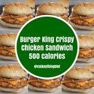 #crispychickensandwich #caloriecounting #caloriedeficit #calorielimit #calories #diet #dietfood #dieting #dietingtips #dietplan #dietplans #eatanythingdiet #eatcarbs #eating #eatjunk #fatloss #food #gethealthy #getslim #healthy #healthyweight #healthyweightloss #junkfood #losefat #loseweight #loseweightfast #weight #weightloss #weightlossideas #weightlossjourney