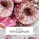 Rezept für Mini-Gugelhupfe