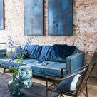 Indigo: zo pas je deze intense blauwtint toe in huis | vtwonen