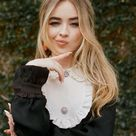 Sabrina Carpenter Wants You to Know Exactly Who She Is Right Now—All Grown TF Up