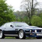 Aston Martin V8 Vantage 1984 – C'est l'évolution de la DBS V8