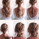 30 Easy Hairstyles for Long Hair with Simple Instructions - Hair Adviser