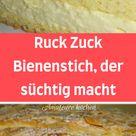 RUCK ZUCK BIENENSTICH, DER SÜCHTIG MACHT - Kochen und Rezepte