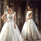 Korean Wedding Dresses
