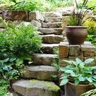 Garden Walls: Dry-Stacked Stone Walls Keep Their Place in the Garden