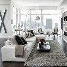 Modern Living Room Decor