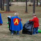 Super Hero Activities