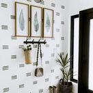 DIY Sponge Wall – Cecilia Moyer Blog