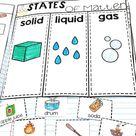 Kindergarten Science Interactive Journals and a FREEBIE! - Mrs. B's Beehive