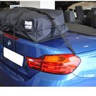 BMW 1,2,3,4, & 6 Series Convertible Luggage Rack  Boot bag Vacation 75L