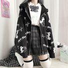 Women's ins Korean style loose coat sale